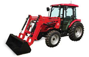 Paul Foster Mahindra tractors Bellingen